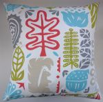 "Cushion Cover in Scion Woodland 14"" 16"" 18"" 20"""